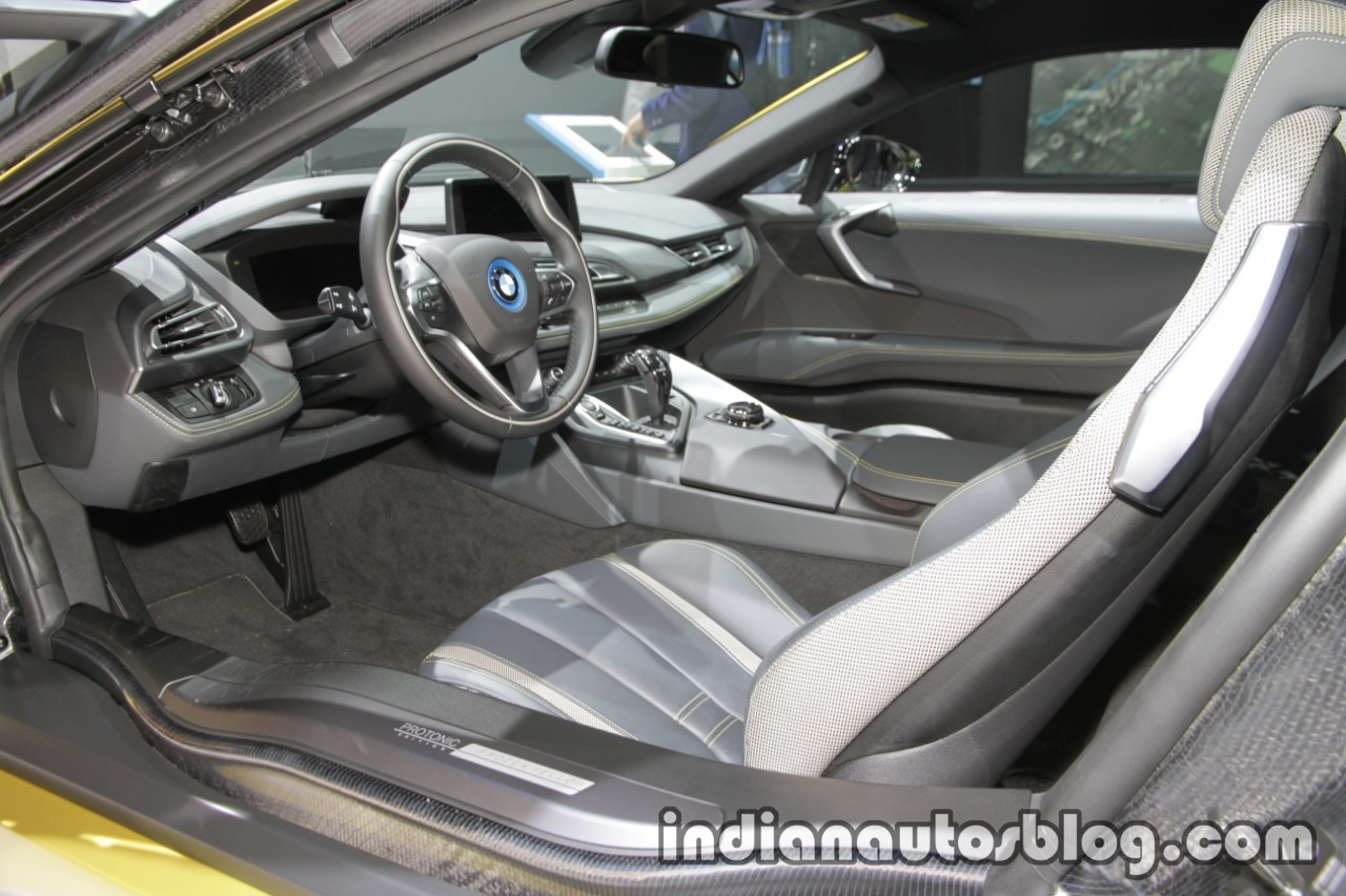 Xe++ - BMW i8 thêm phiên bản đặc biệt, bán ra trong tháng 9 (Hình 5).
