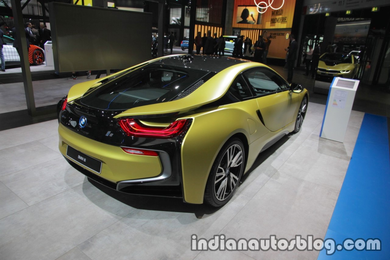 Xe++ - BMW i8 thêm phiên bản đặc biệt, bán ra trong tháng 9 (Hình 7).