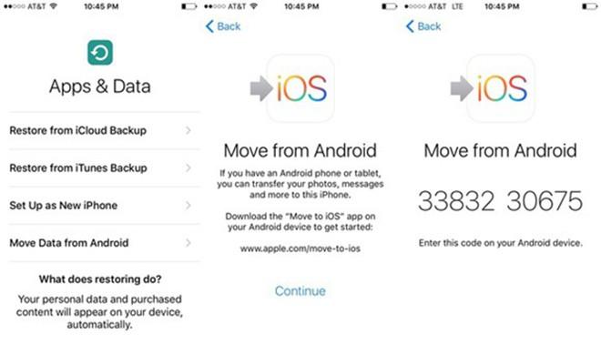 Công nghệ - Ba cách chuyển địa chỉ liên hệ từ Android sang iPhone (Hình 2).