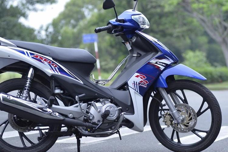 Xe++ - Suzuki 'khai tử' 3 mẫu xe máy tại Việt Nam (Hình 10).