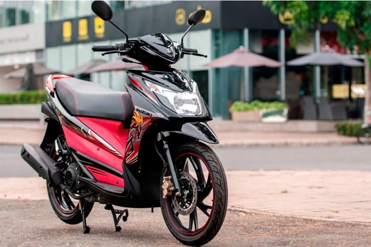 Xe++ - Suzuki 'khai tử' 3 mẫu xe máy tại Việt Nam (Hình 2).