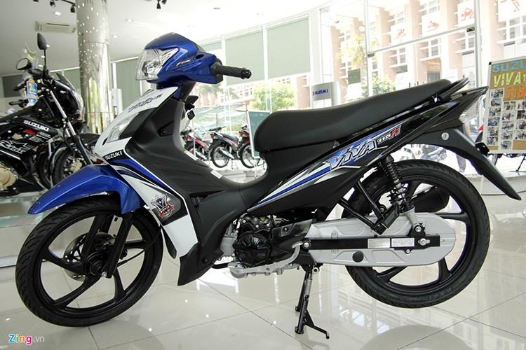 Xe++ - Suzuki 'khai tử' 3 mẫu xe máy tại Việt Nam (Hình 6).