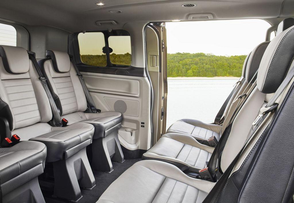Xe++ - Ford giới thiệu 'nhà di động' hạng sang Tourneo thế hệ mới (Hình 6).