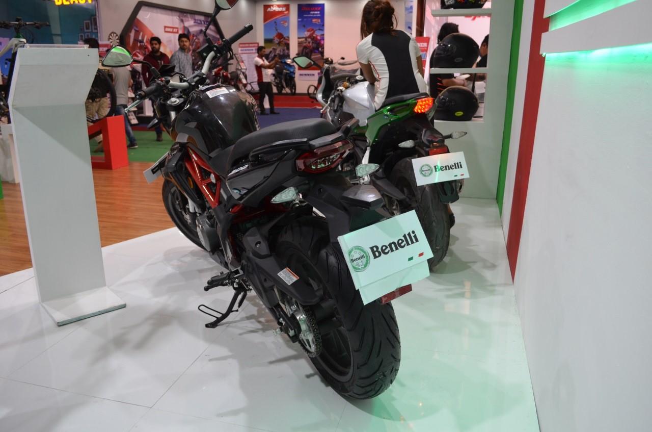 Xe++ - Benelli TNT 300 bản trang bị phanh ABS, giá từ 116 triệu đồng (Hình 3).