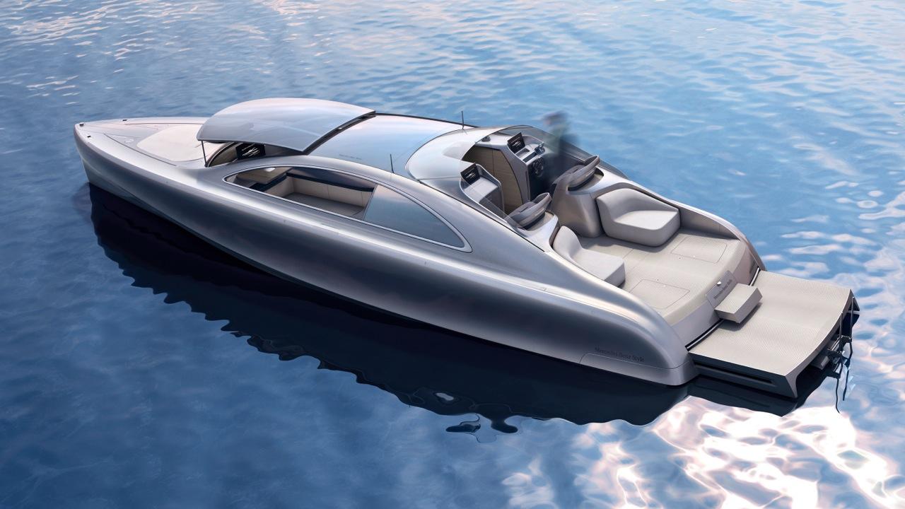 """Xe++ - Ngắm siêu du thuyền """"sang chảnh"""" đến từ các thương hiệu ô tô (Hình 5)."""