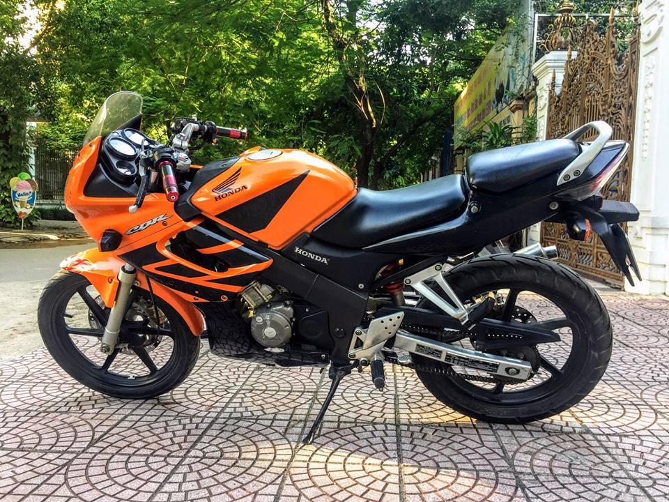 Xe++ - Hàng hiếm Honda CBR 125R đời 2008 giá hàng trăm triệu đồng