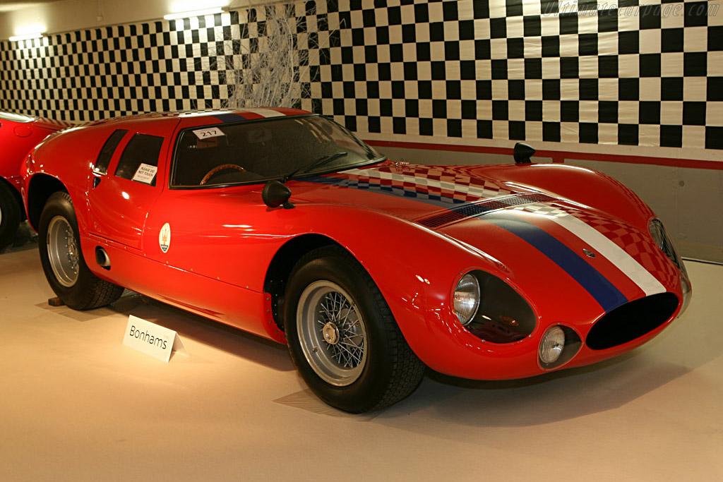 """Xe++ - 10 siêu xe đình đám làm nên thương hiệu """"cây đinh ba"""" Maserati (Hình 4)."""