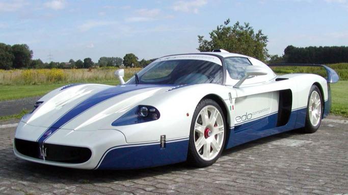"""Xe++ - 10 siêu xe đình đám làm nên thương hiệu """"cây đinh ba"""" Maserati (Hình 7)."""