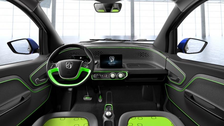 Xe++ - Ô tô điện Baojun E100 giá ngang Honda SH chỉ 125 triệu đồng (Hình 4).