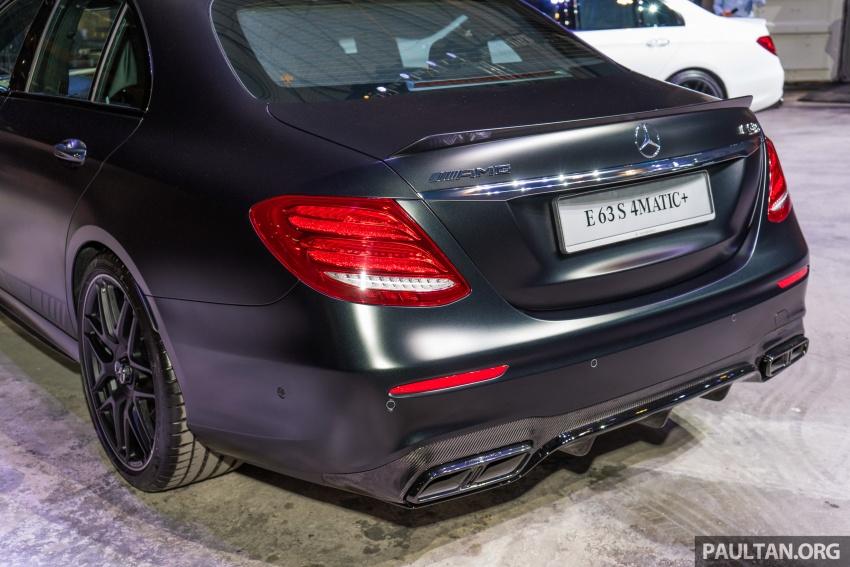 Xe++ - Mercedes-AMG E63 S bản mạnh nhất của dòng W213 E-Class giá gần 6 tỷ đồng (Hình 7).