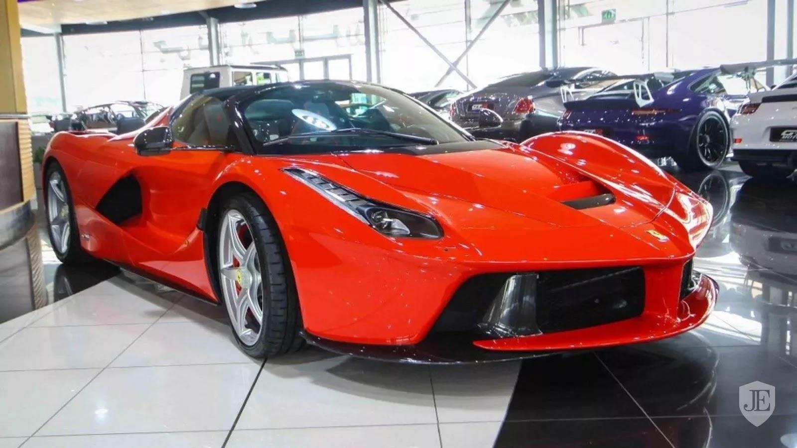 Xe++ - 'Siêu phẩm' Ferrari LaFerrari Aperta được chào bán 166 tỷ đồng ở Dubai (Hình 4).