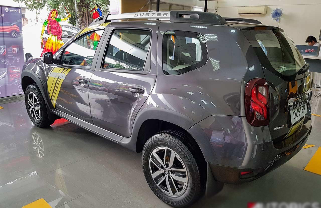 Xe++ - Xe giá rẻ Renault Duster có thêm bản đặc biệt Sandstorm (Hình 5).