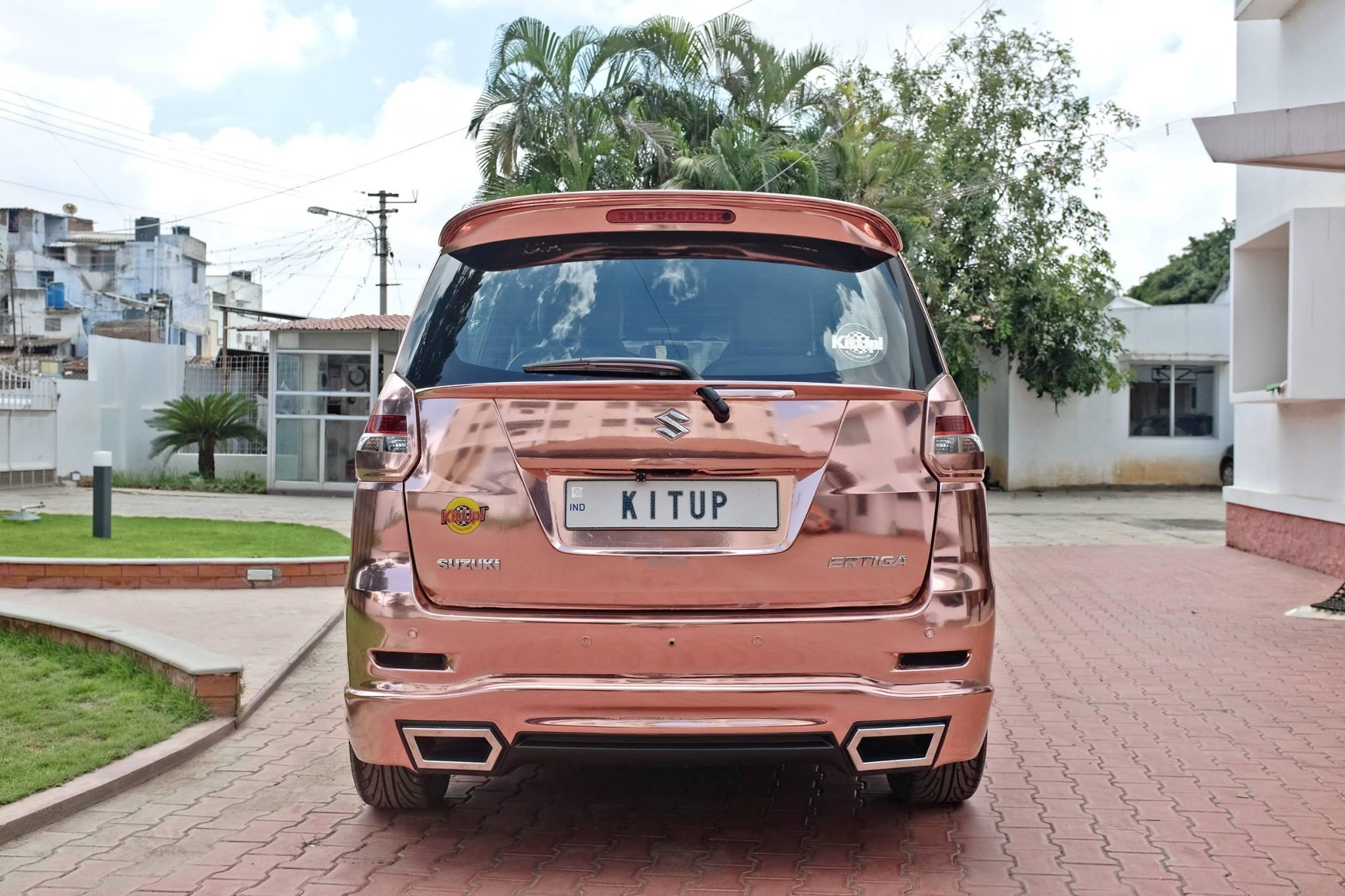 Xe++ - Suzuki Ertiga lên đời 'sang chảnh' như Rolls-Royce (Hình 9).