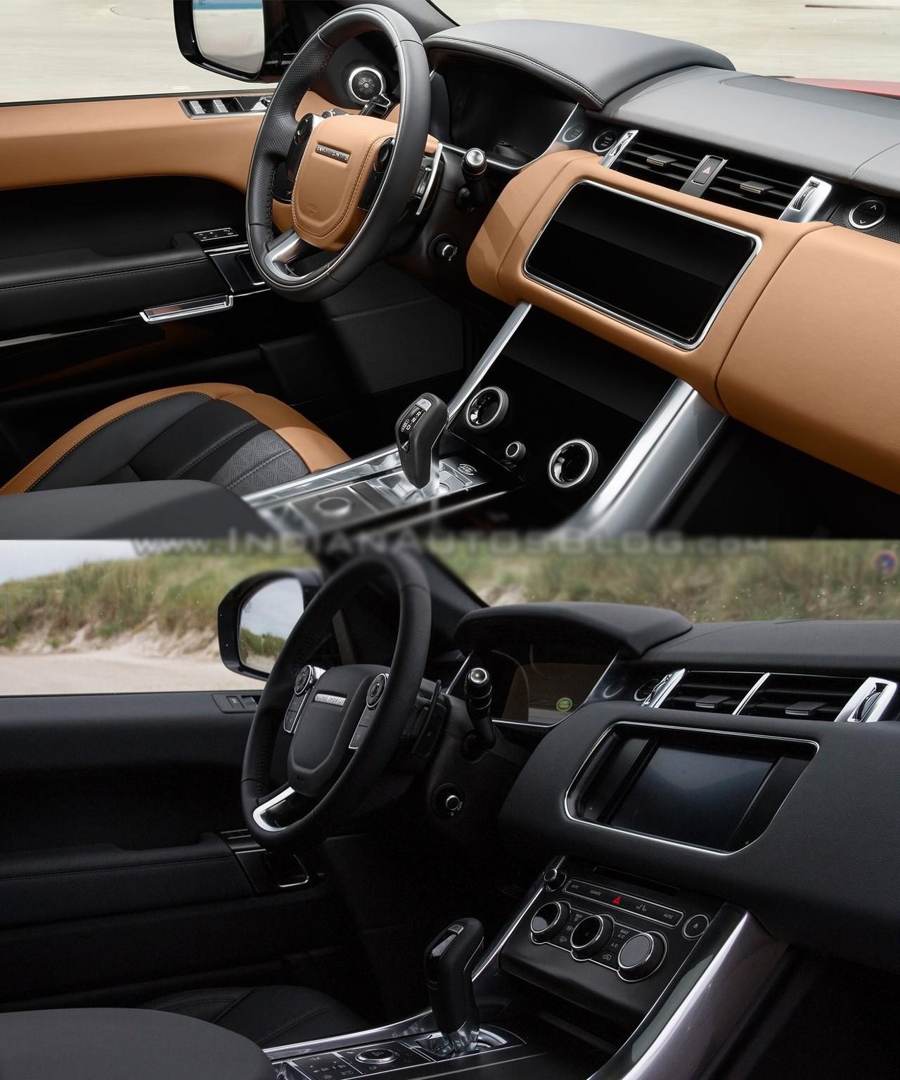 Xe++ - Range Rover Sport 2018 có gì khác biệt so với phiên bản đời cũ? (Hình 4).