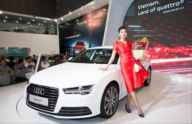 Xe++ - Bảng giá xe ô tô Audi tháng 10/2017: A4, A6, Q7 giảm tới 160 triệu đồng