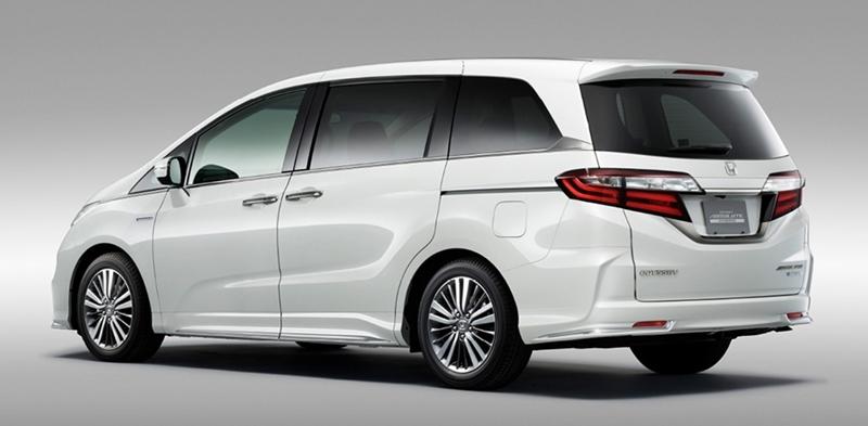 Xe++ - Honda Odyssey – Mẫu xe gia đình ế nhất Việt Nam ra mắt bản nâng cấp 2018 (Hình 5).