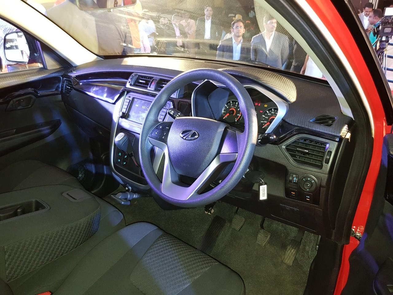 Xe++ - Mahindra KUV100 NXT – SUV siêu nhỏ, giá siêu rẻ 152,5 triệu đồng (Hình 6).