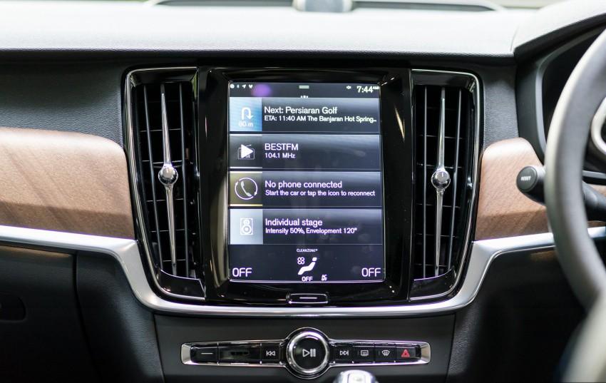 Xe++ - Volvo S90 T8 Hybrid CKD ra mắt tại Malaysia, giá từ 2 tỷ đồng (Hình 9).