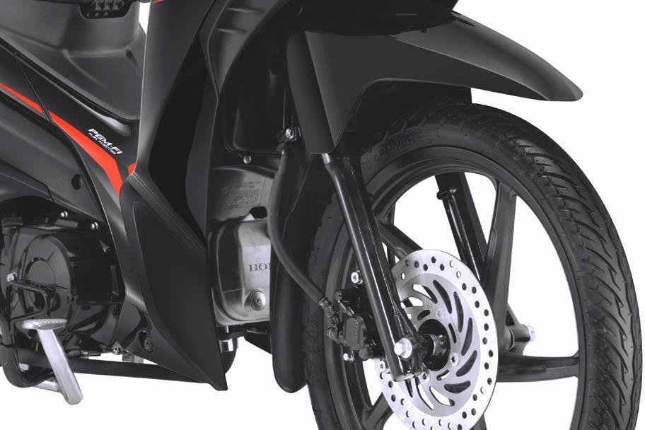 Xe++ - Honda trình làng mẫu xe số phổ thông Revo X và Revo Fit  (Hình 3).
