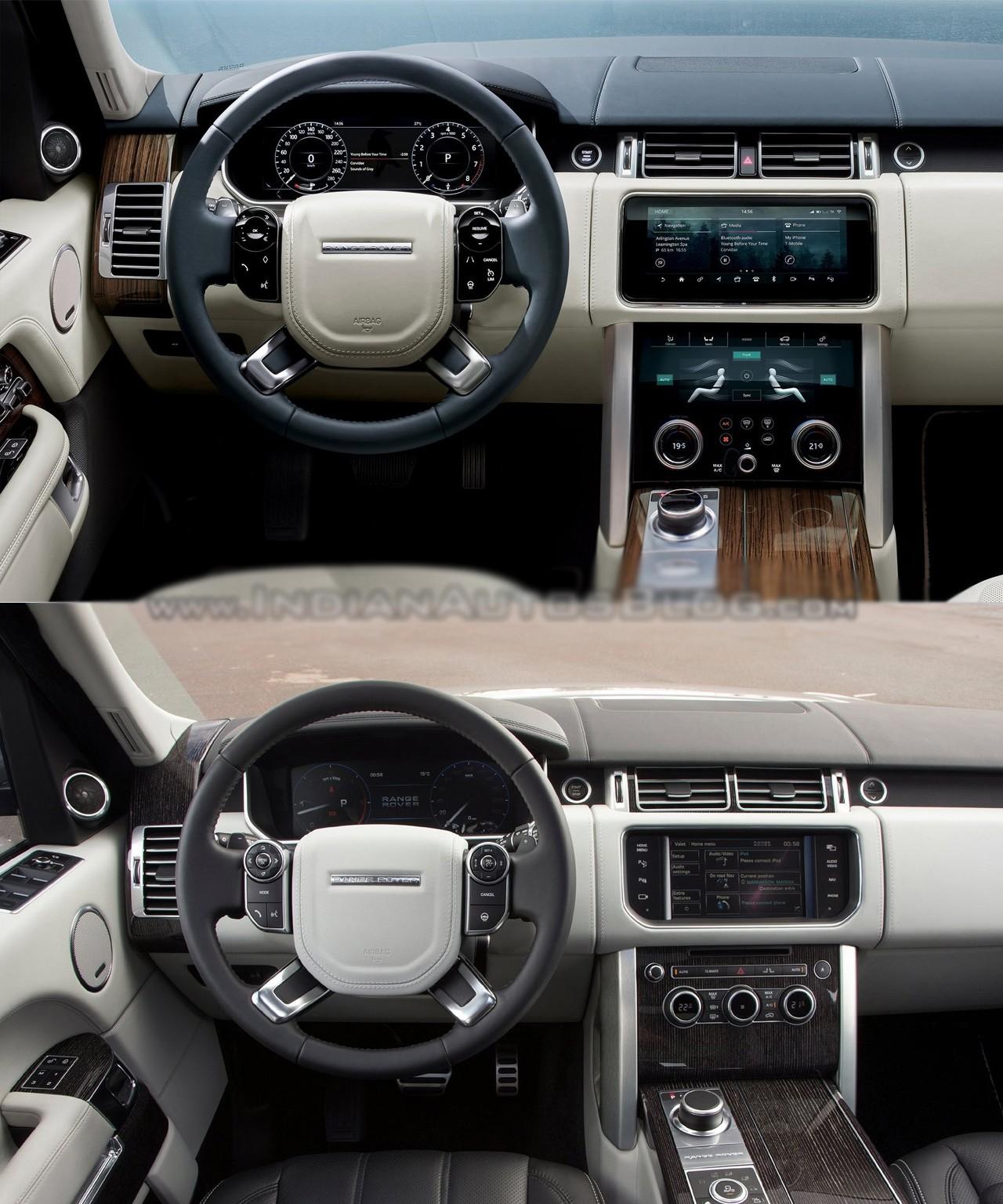 Xe++ - Chi tiết Range Rover 2018: Bắt mắt, tiết kiệm nhiên liệu hơn (Hình 4).