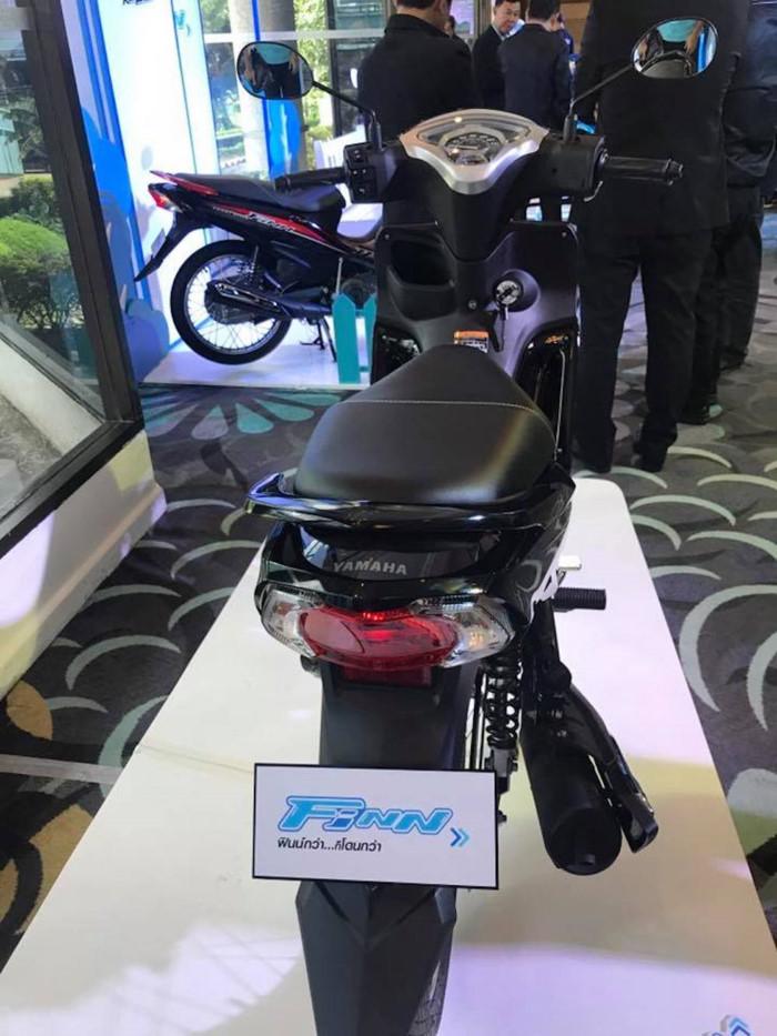 Xe++ - Xe số giá rẻ Yamaha FiNN về nước, sắp 'hạ gục' Honda Wave 110? (Hình 5).