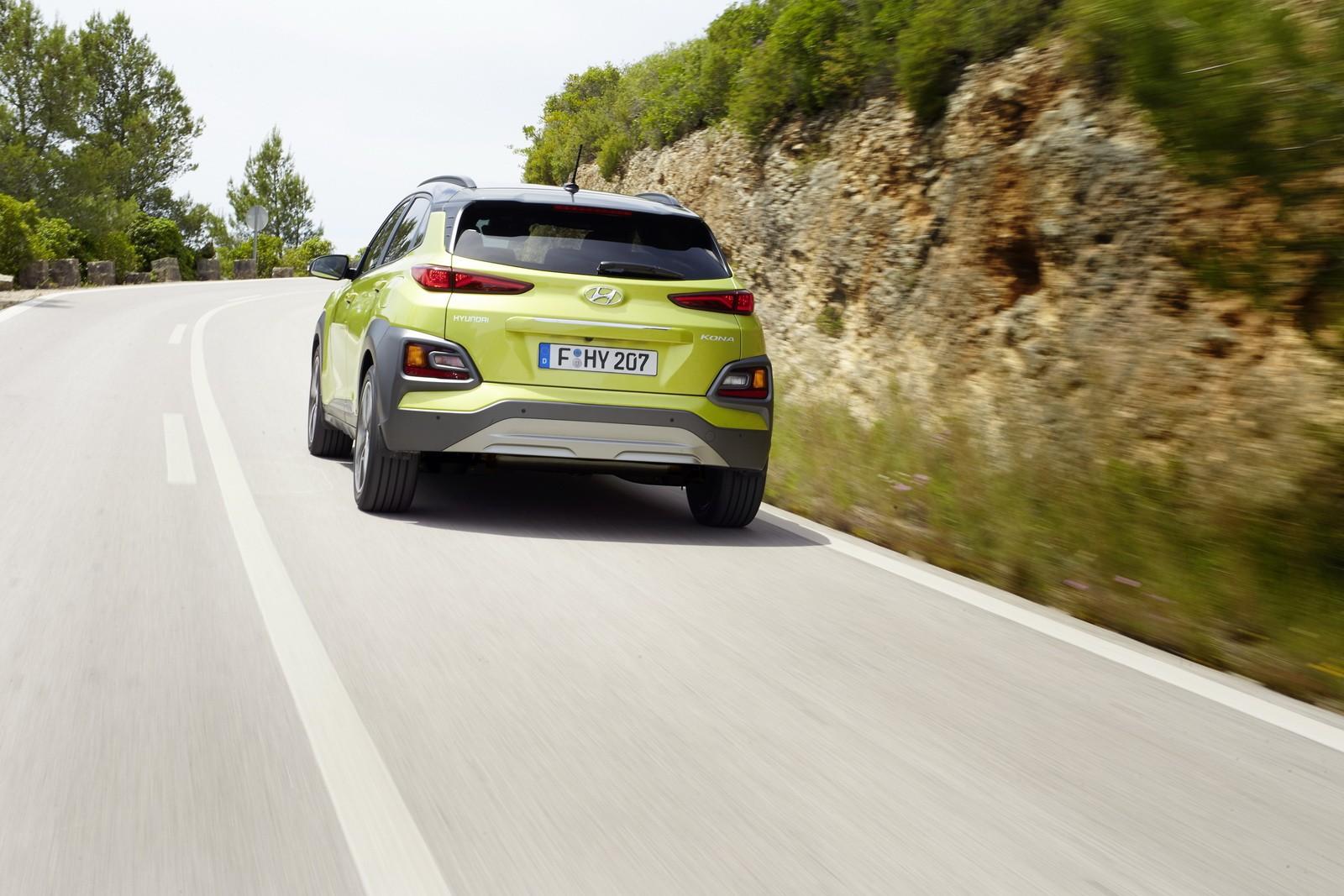 Xe++ - Hyundai Kona đã sẵn sàng 'hạ cánh' tại Anh, giá từ 489,1 triệu đồng (Hình 7).