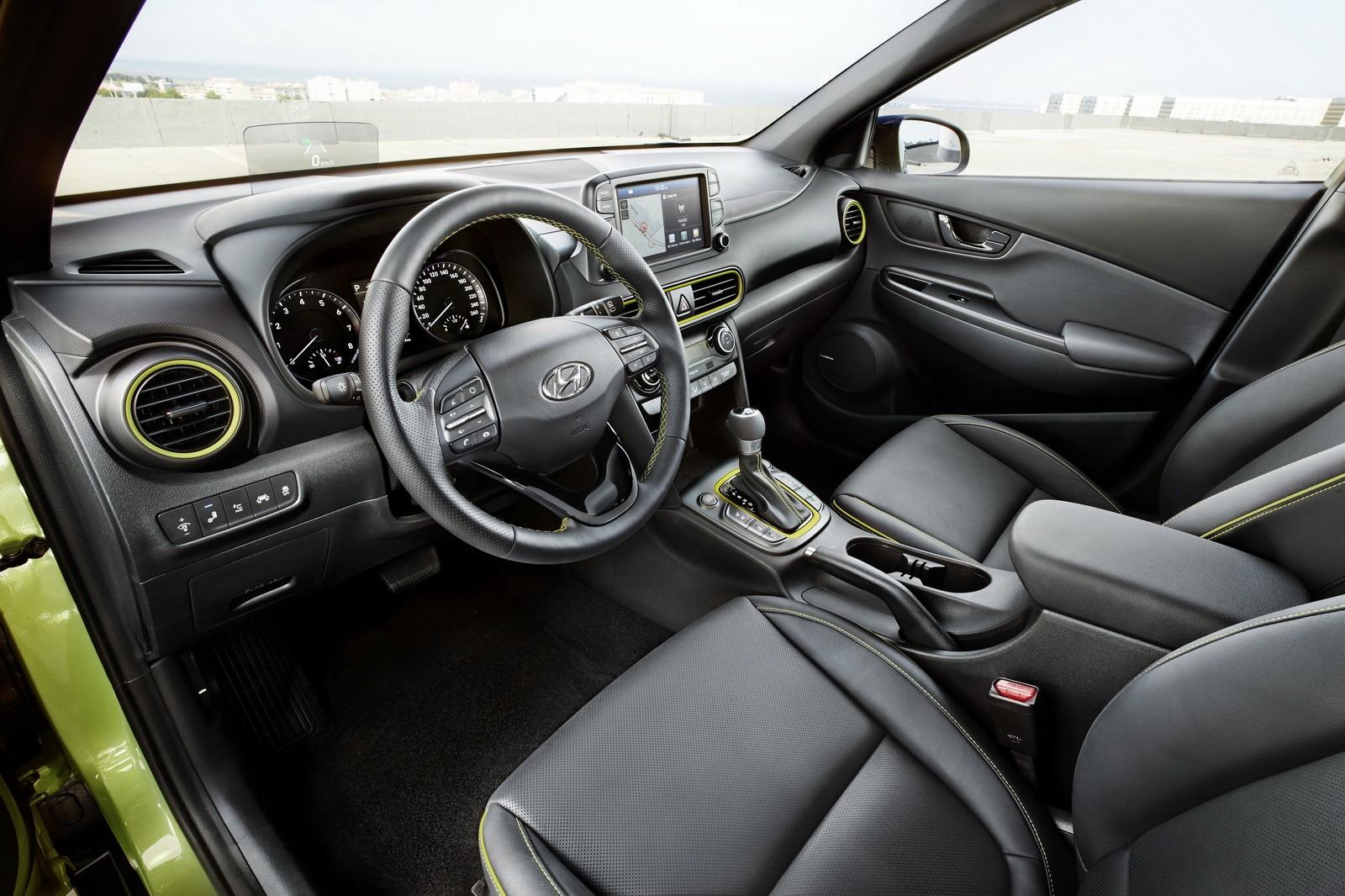 Xe++ - Hyundai Kona đã sẵn sàng 'hạ cánh' tại Anh, giá từ 489,1 triệu đồng (Hình 5).