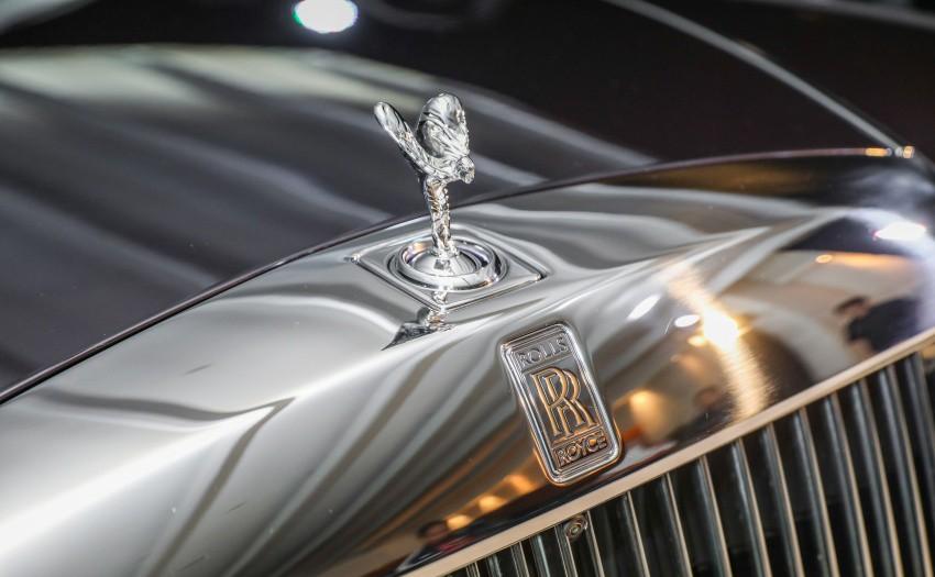 Xe++ - Chiếc xe siêu sang Rolls-Royce Phantom 2018 'đặt chân' tới Malaysia (Hình 8).
