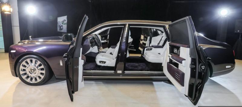 Xe++ - Chiếc xe siêu sang Rolls-Royce Phantom 2018 'đặt chân' tới Malaysia (Hình 2).