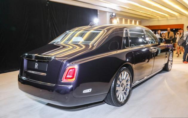 Xe++ - Chiếc xe siêu sang Rolls-Royce Phantom 2018 'đặt chân' tới Malaysia (Hình 5).
