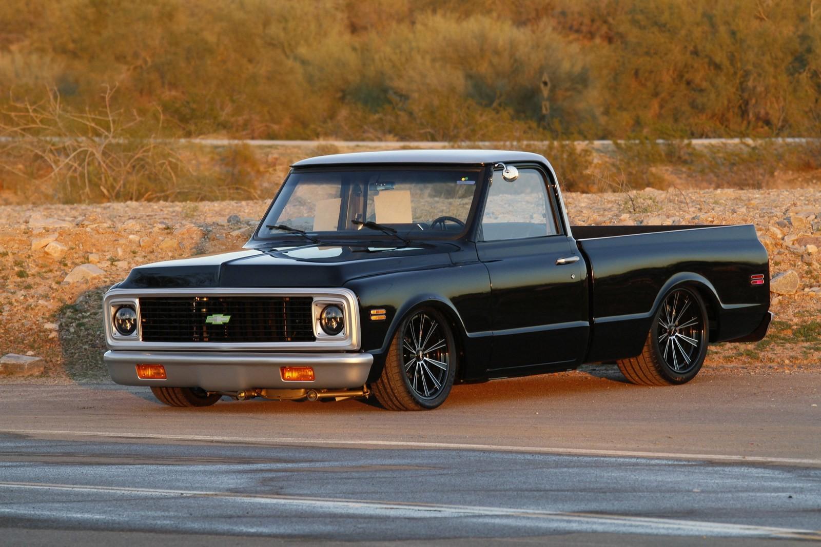 Xe++ - 9 chiếc xe tải Chevrolet đắt giá nhất được bán tại Barrett-Jackson (Hình 10).