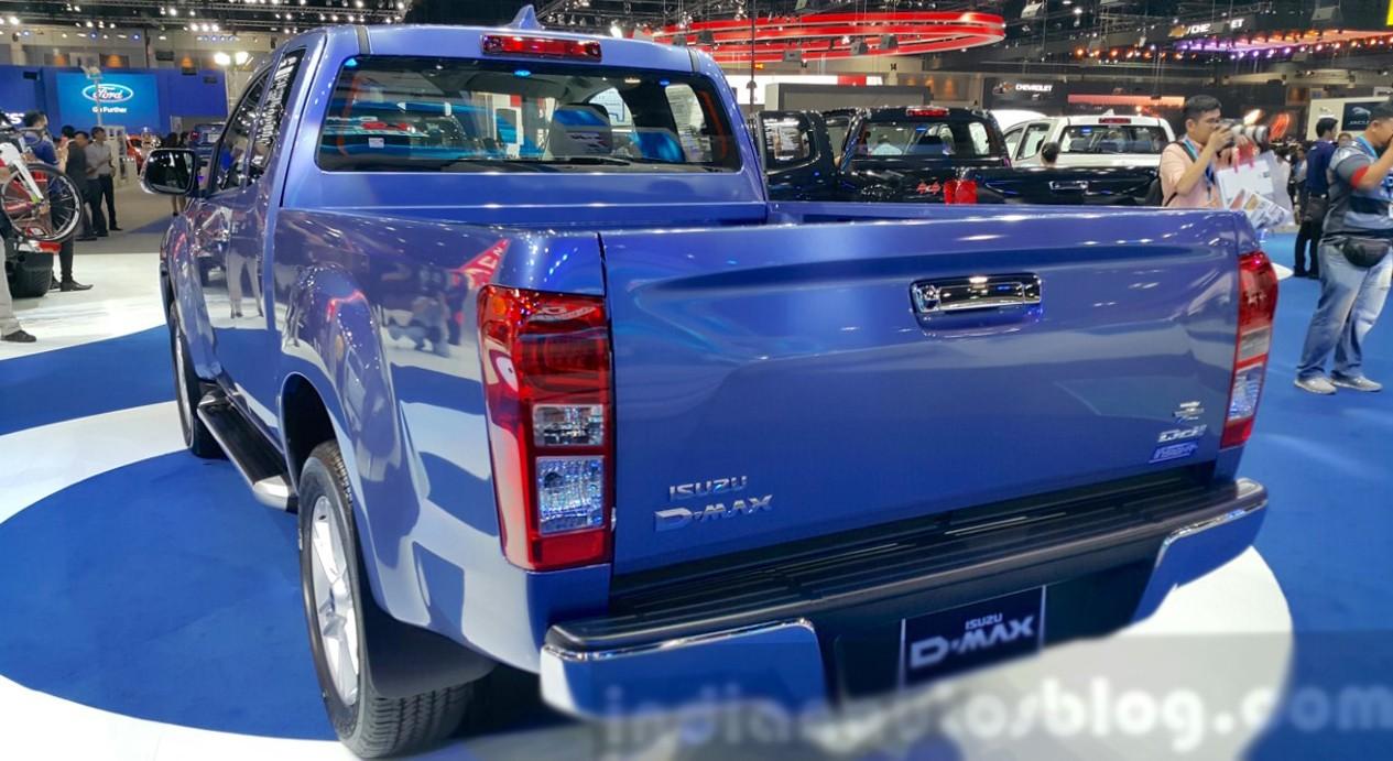 Xe++ - Bản nâng cấp Isuzu D-Max – đối thủ Toyota Hilux chuẩn bị ra mắt (Hình 3).