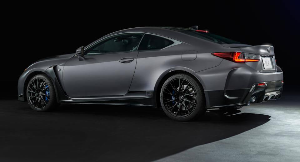 Xe++ - Lexus ra mắt hai phiên bản đặc biệt giới hạn RC F và GS F (Hình 5).