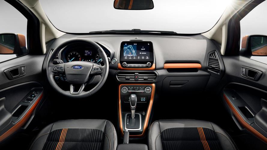 Xe++ - Ford Ecosport 2018 có giá bán cao ngất ngưởng 30.555 USD (Hình 5).