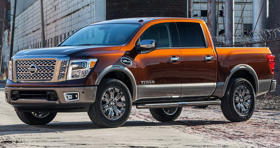 Xe++ - Nissan muốn đưa bán tải Titan tới nhiều thị trường trên toàn cầu