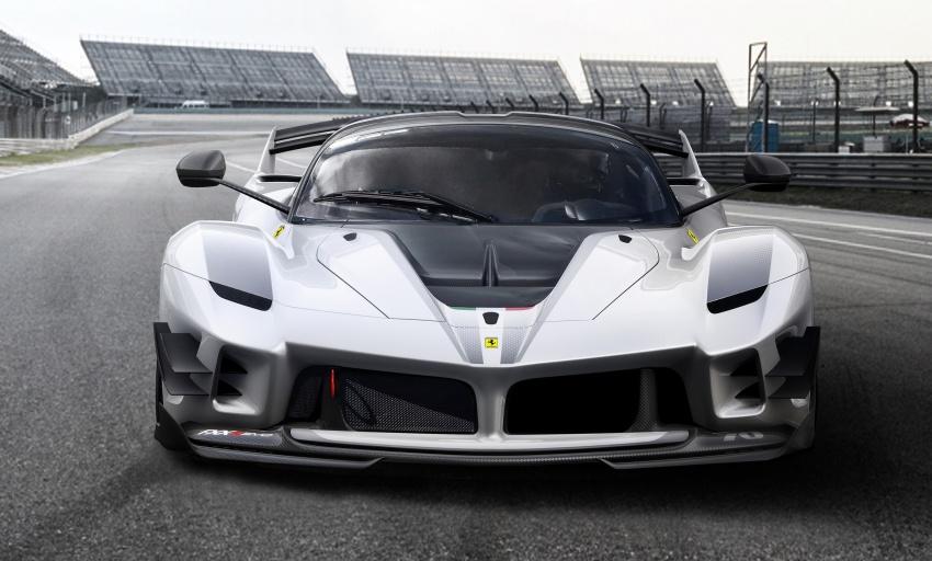 Xe++ - Ferrari FXX K Evo lộ diện - mạnh hơn và không dành cho số đông (Hình 3).