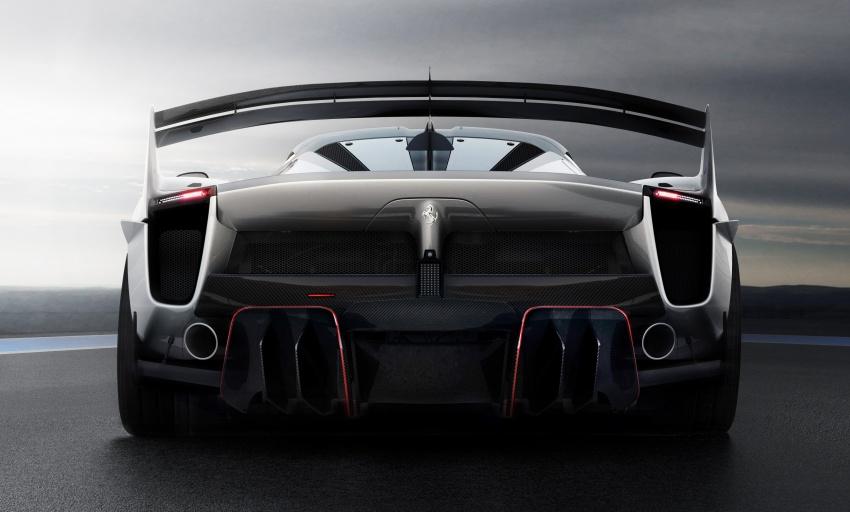 Xe++ - Ferrari FXX K Evo lộ diện - mạnh hơn và không dành cho số đông (Hình 4).