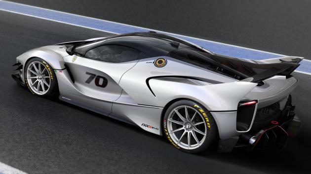 Xe++ - Ferrari FXX K Evo lộ diện - mạnh hơn và không dành cho số đông (Hình 2).