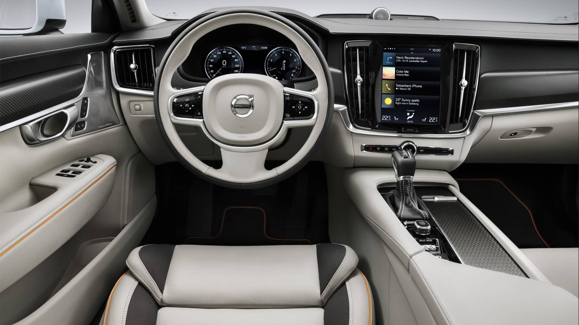 Xe++ - Volvo giới thiệu phiên bản đặc biệt V90 Cross Country Ocean Race  (Hình 7).
