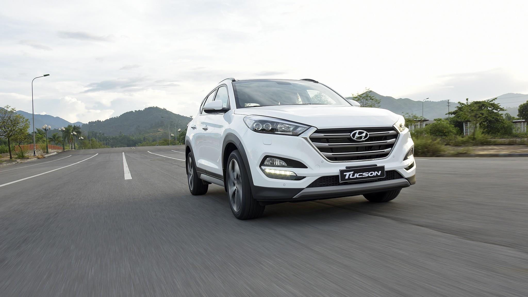 Xe++ - Hyundai Tucson 2017 liệu 'có cửa' với Honda CR-V và Mazda CX-5? (Hình 14).