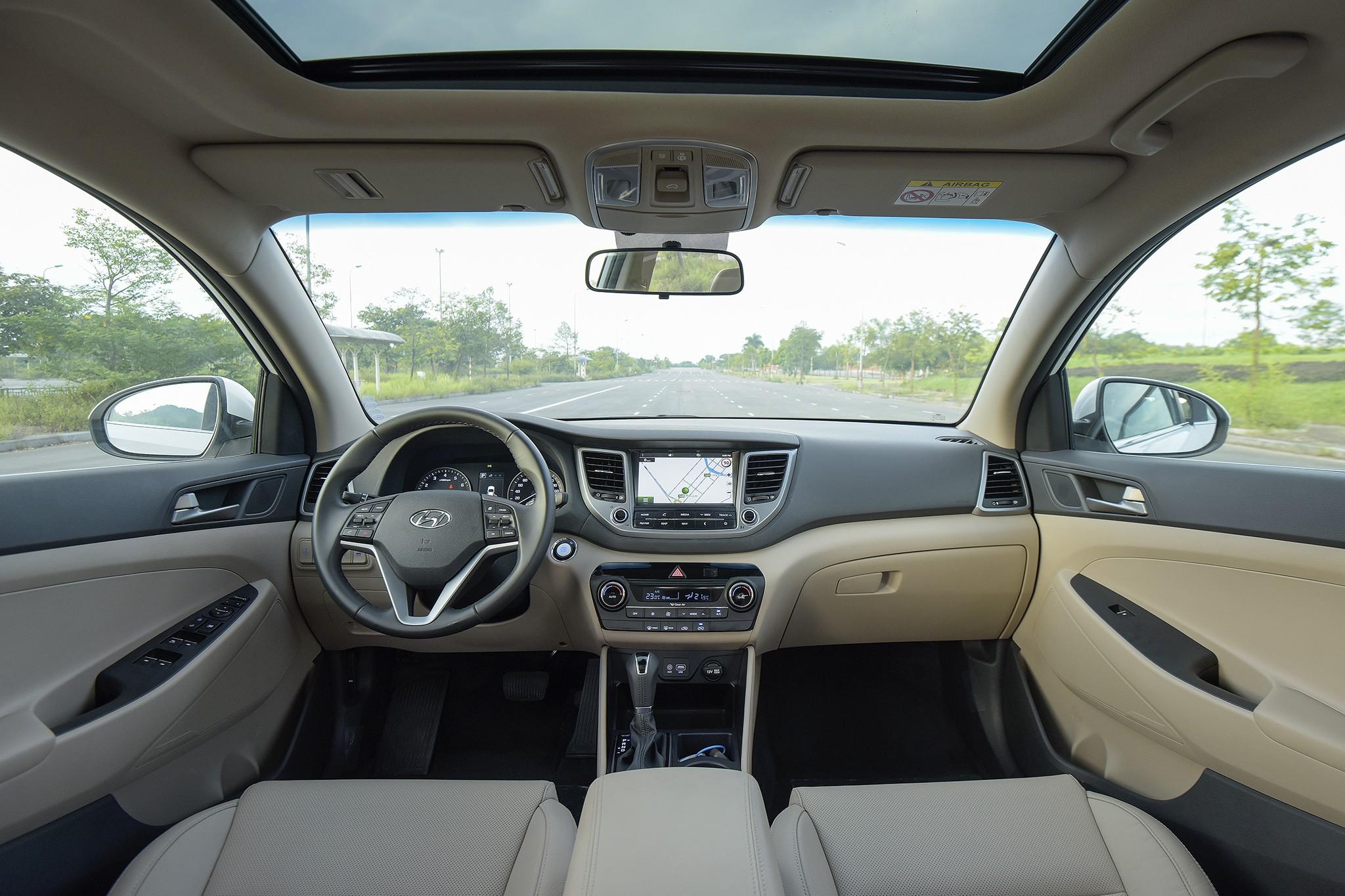 Xe++ - Hyundai Tucson 2017 liệu 'có cửa' với Honda CR-V và Mazda CX-5? (Hình 7).