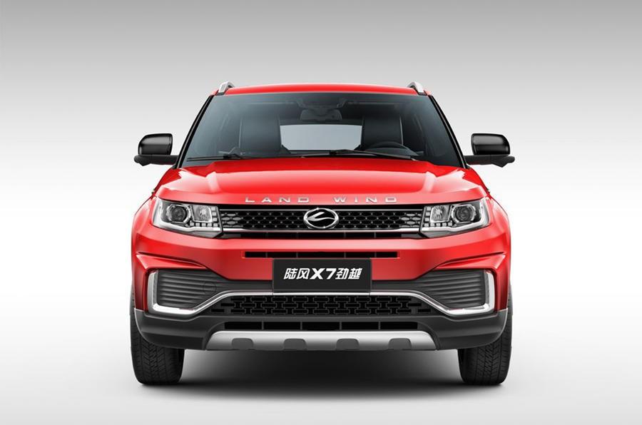 Xe++ - Range Rover Evoque 'Trung Quốc' nhận bản cập nhật mới (Hình 2).