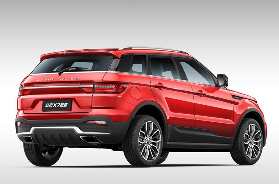 Xe++ - Range Rover Evoque 'Trung Quốc' nhận bản cập nhật mới (Hình 4).