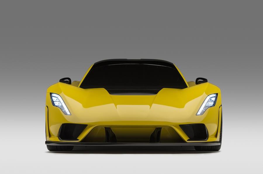 Xe++ - Hennessey Venom F5 – kẻ đến sau thách thức Bugatti Chiron (Hình 6).