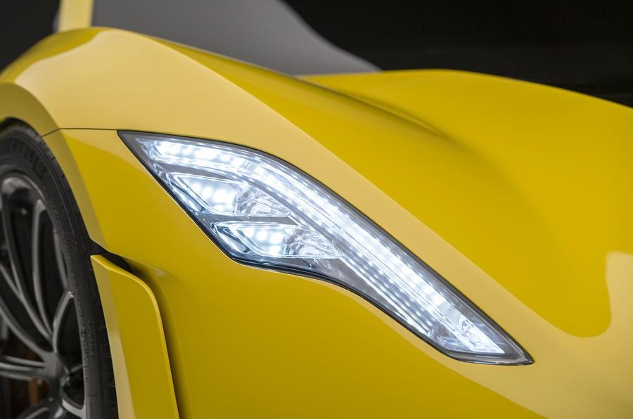 Xe++ - Hennessey Venom F5 – kẻ đến sau thách thức Bugatti Chiron (Hình 9).