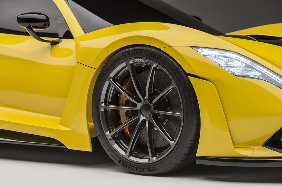 Xe++ - Hennessey Venom F5 – kẻ đến sau thách thức Bugatti Chiron (Hình 13).