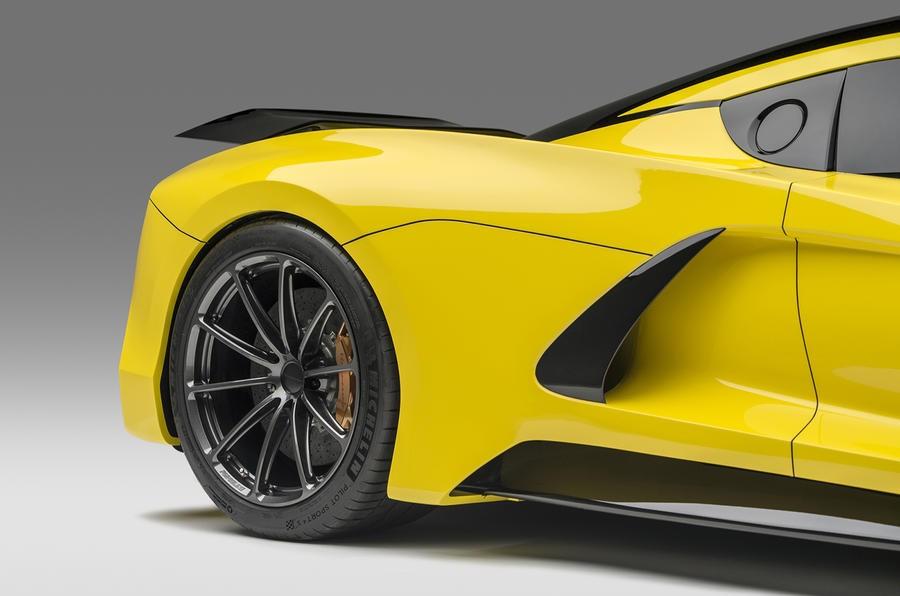 Xe++ - Hennessey Venom F5 – kẻ đến sau thách thức Bugatti Chiron (Hình 12).