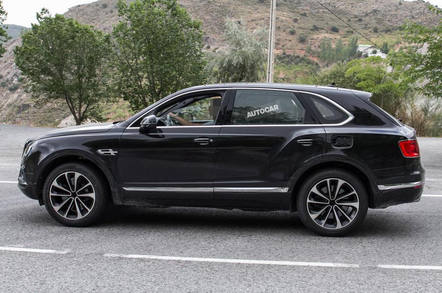 Xe++ - SUV Bentley Bentayga thêm phiên bản hybrid vào năm 2018 (Hình 3).