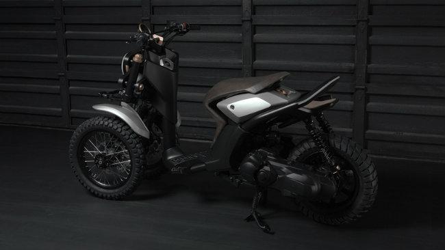 Xe++ - Yamaha 03GEN-X: Xe ga ba bánh độc đáo cho tương lai (Hình 6).