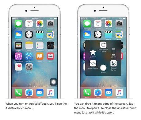 Công nghệ - Đây là cách bật và mang nút Home ảo trở lại trên iPhone X (Hình 2).